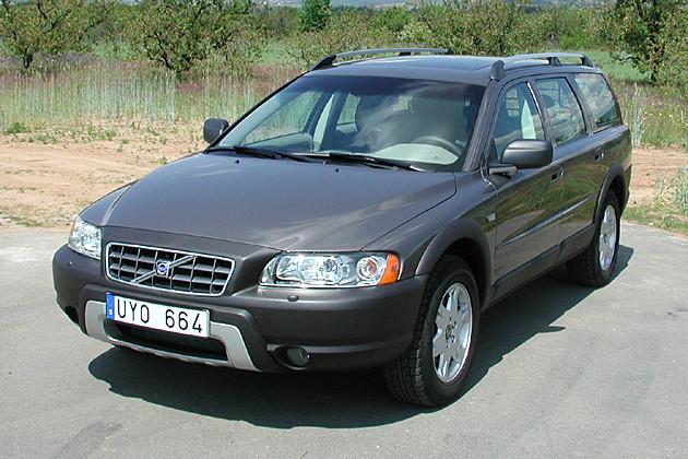 Volvo Kombi V70