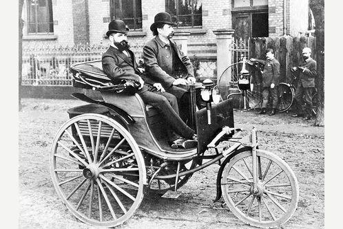 Erstes auto