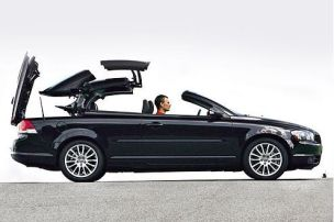 Volvo cabrio