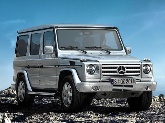 Mercedes-Benz G-350