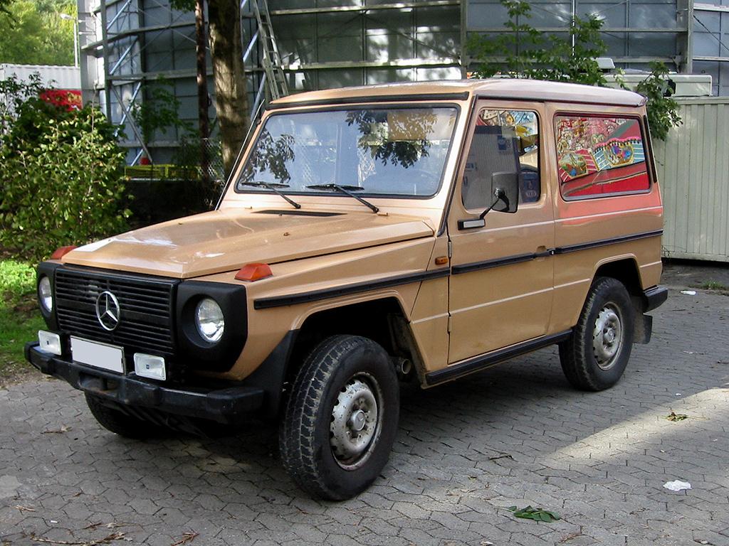 Mercedes g klasse