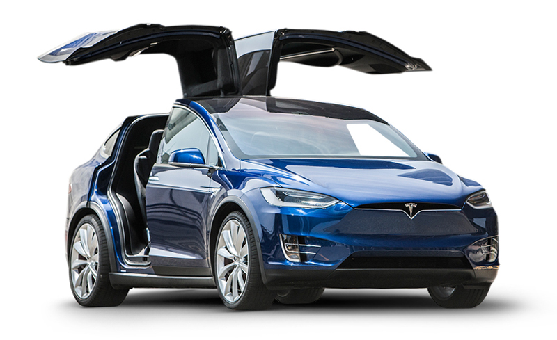 tesla model x autos der zukunft. Black Bedroom Furniture Sets. Home Design Ideas