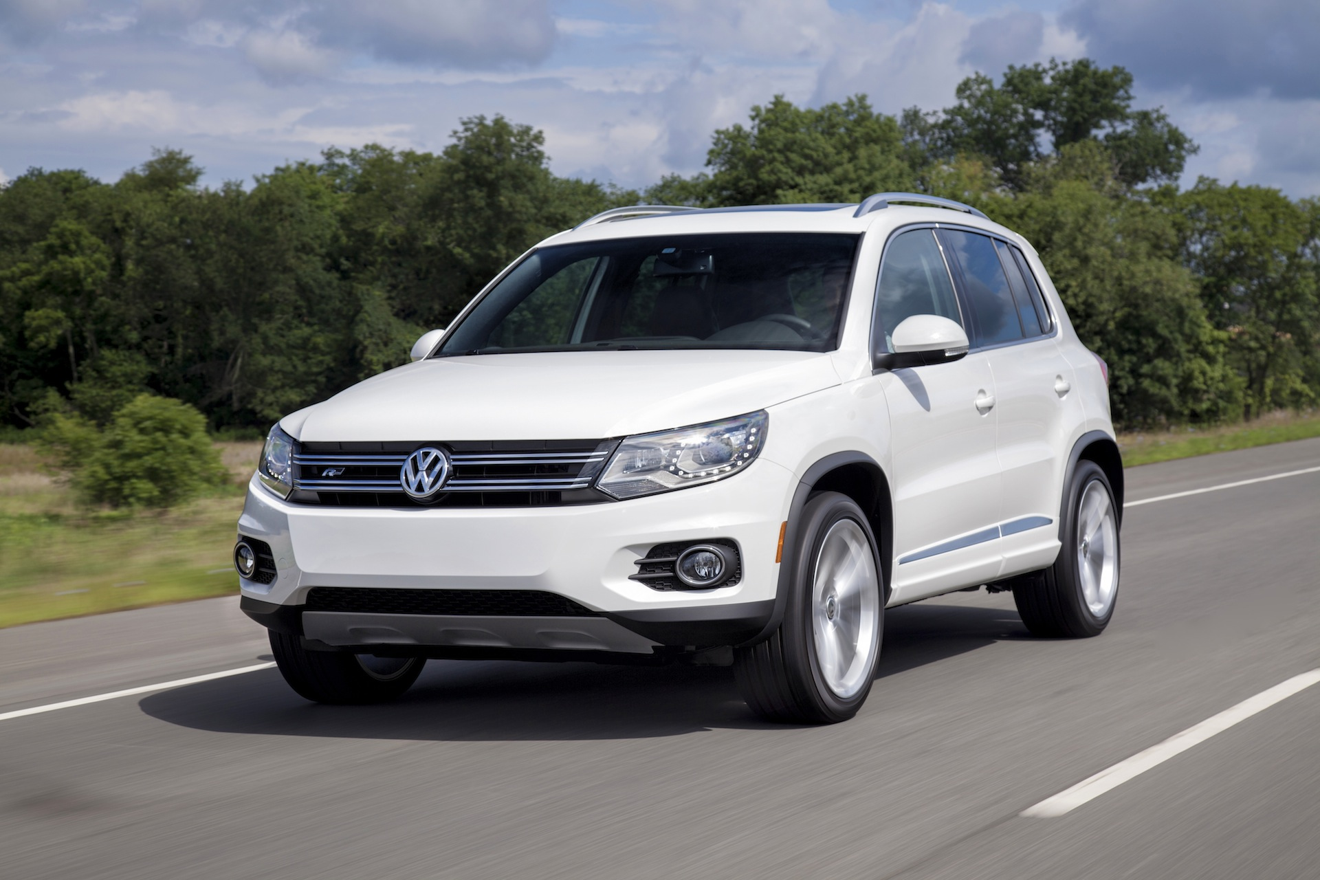 2014 Volkswagen Tiguan VW Review Ratings Specs Prices and Photos The Car Connection