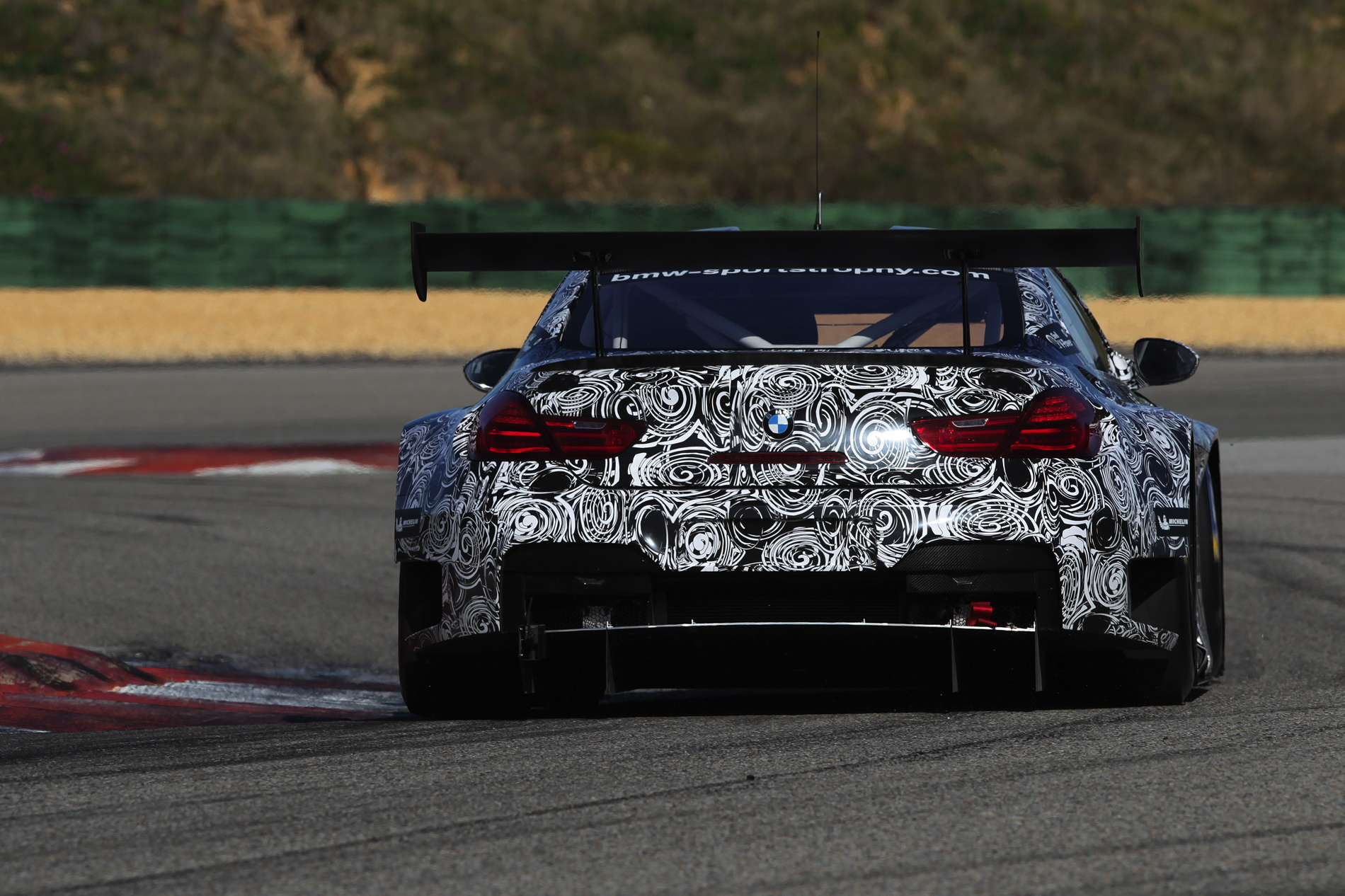 BMW M6 GT3 to debut at Frankfurt Motor Show price at 379 000 euros