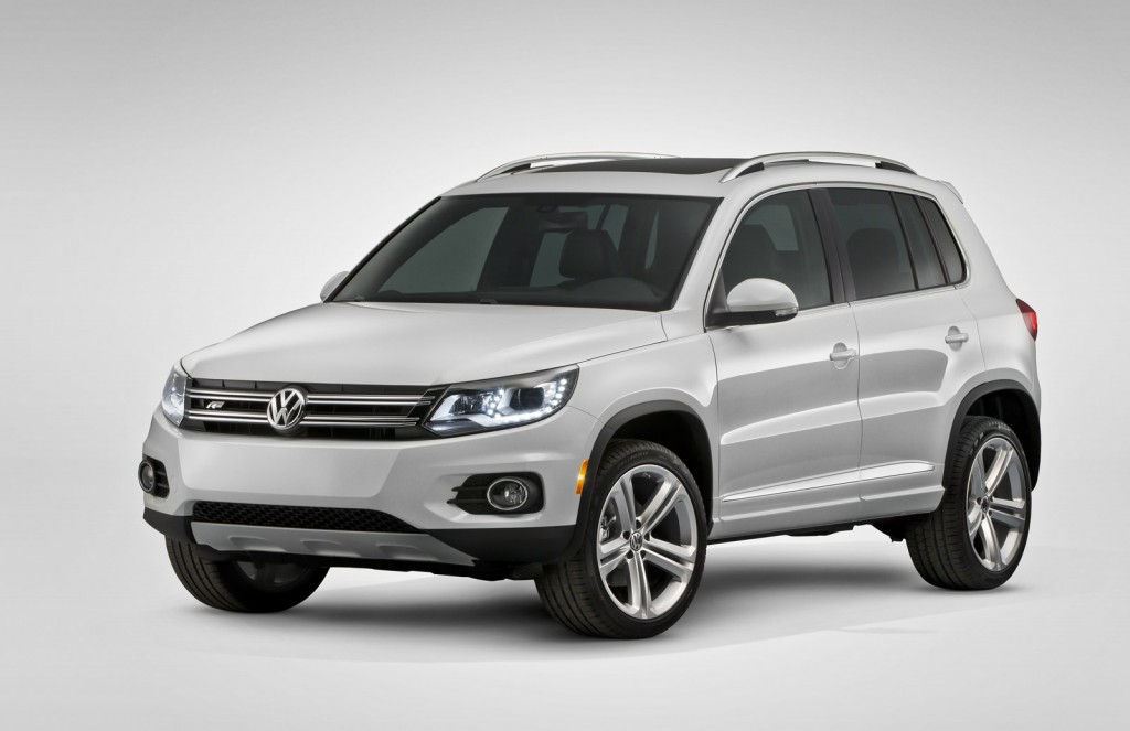 Volkswagen Tiguan Automobile Homes