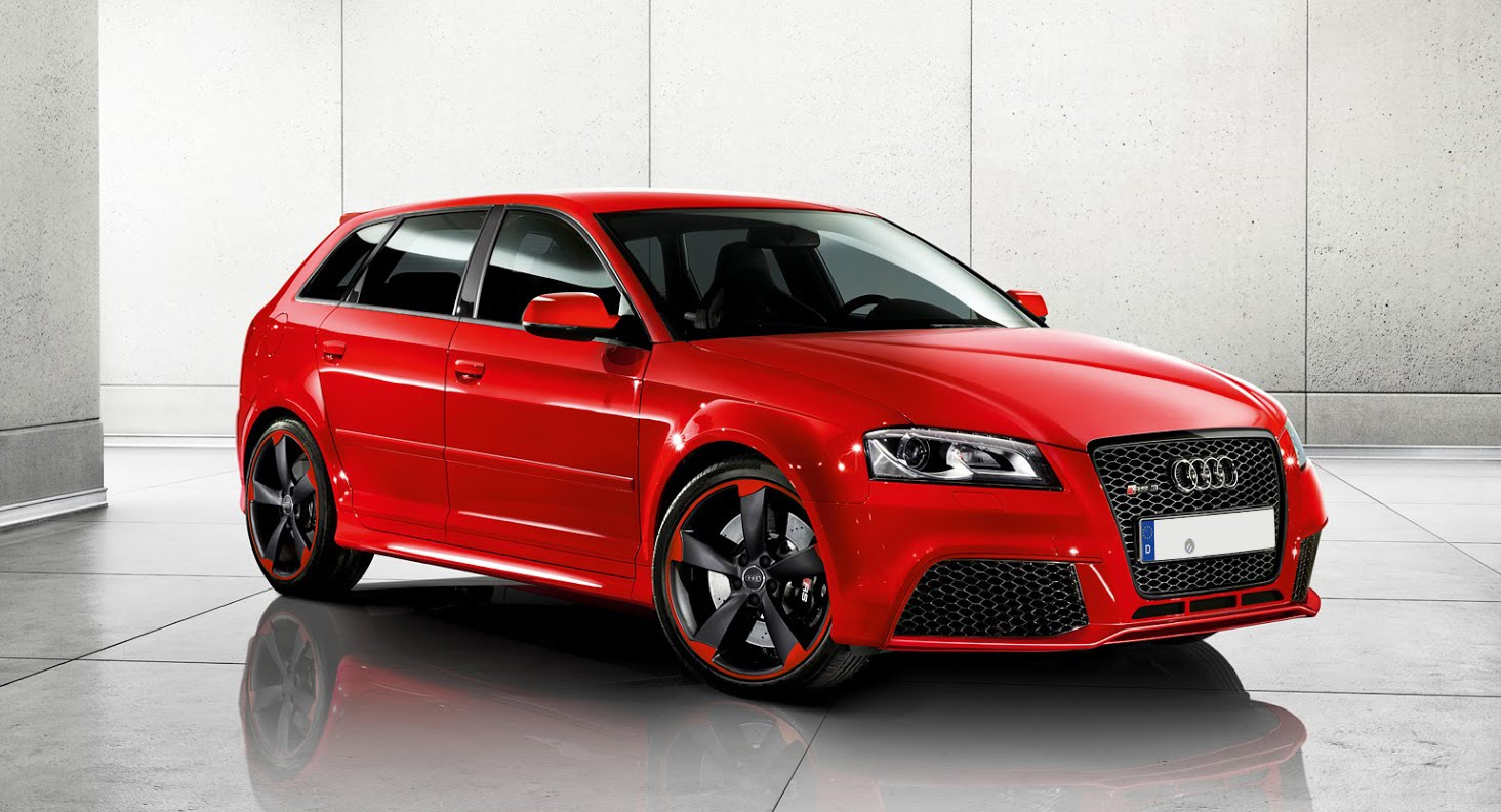 Audi RS 3 Sportback von MTM