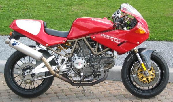 Ducati Ssie