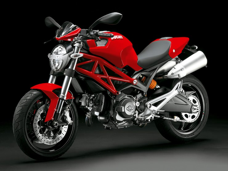 Ducati Monster Testastretta