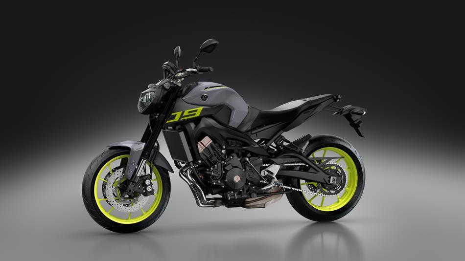 Yamaha Fz Hp