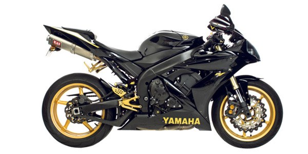 Yamaha R Raven Top Speed