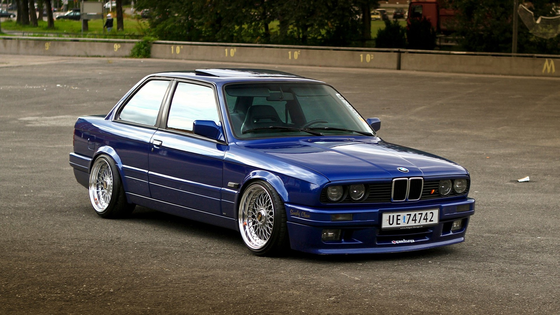 bmw e30 autos der zukunft. Black Bedroom Furniture Sets. Home Design Ideas