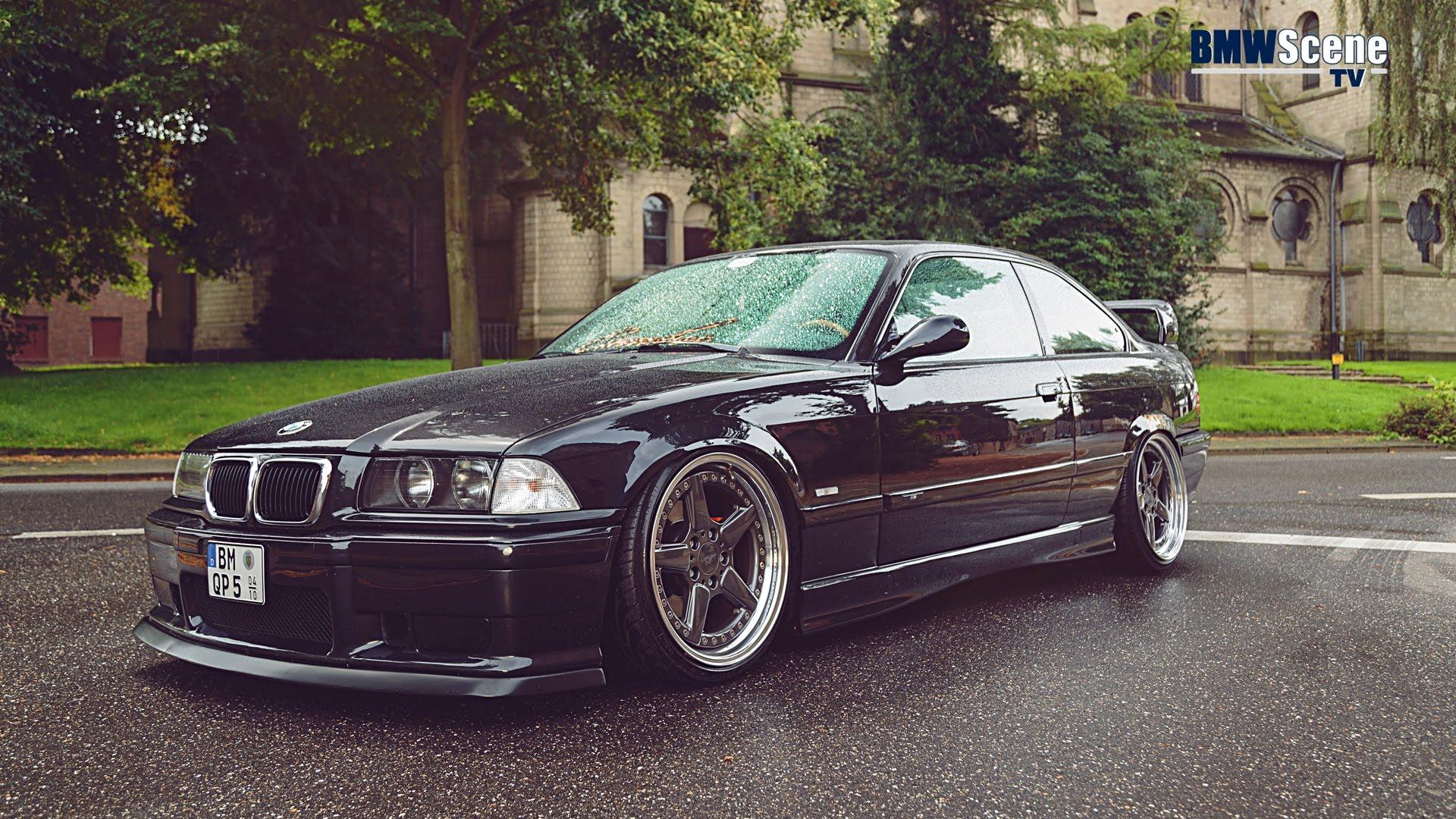 BMW E36 - Autos der Zukunft