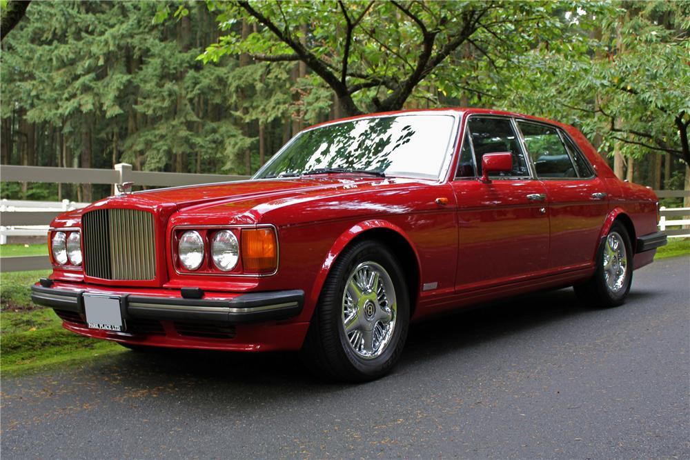 ... Bentley Turbo R ...