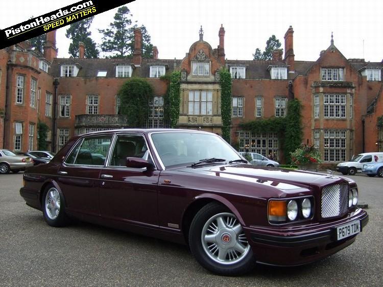 Bentley+Turbo+R