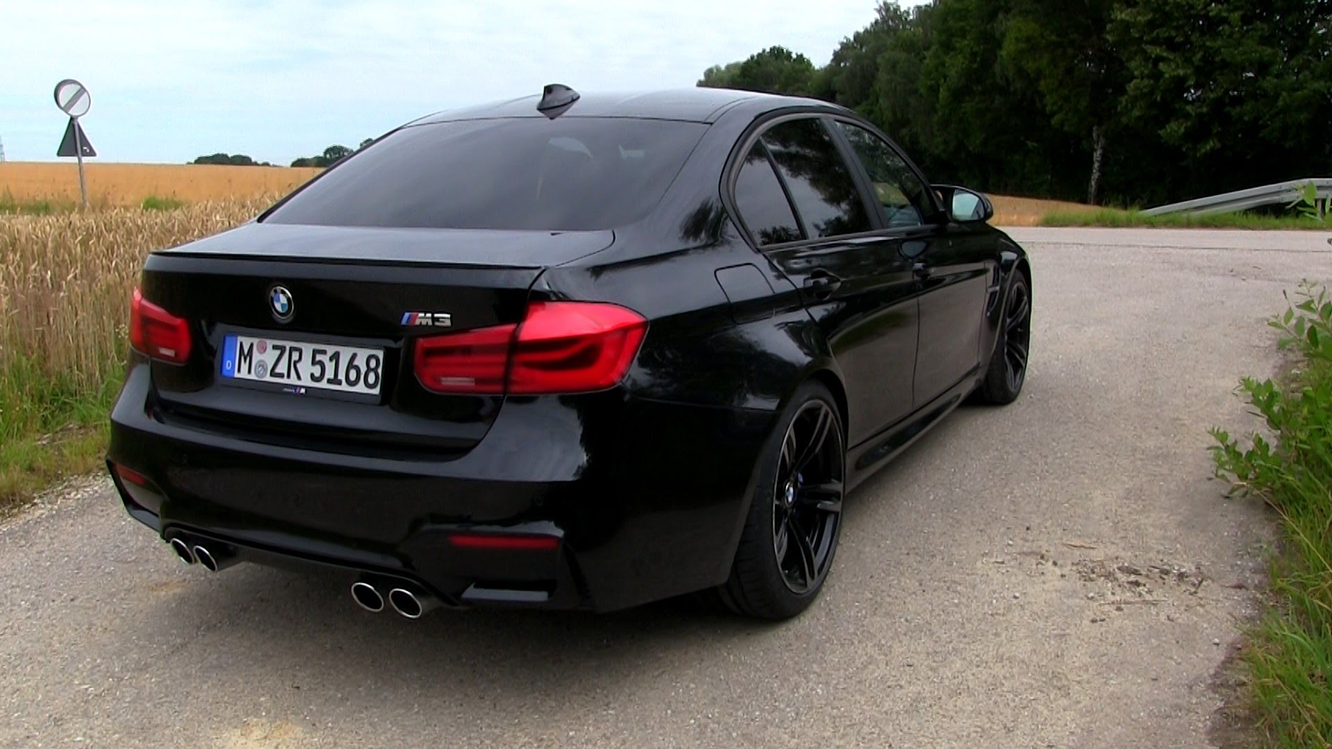 2016 BMW M3 F80 Facelift (431 HP) TEST DRIVE