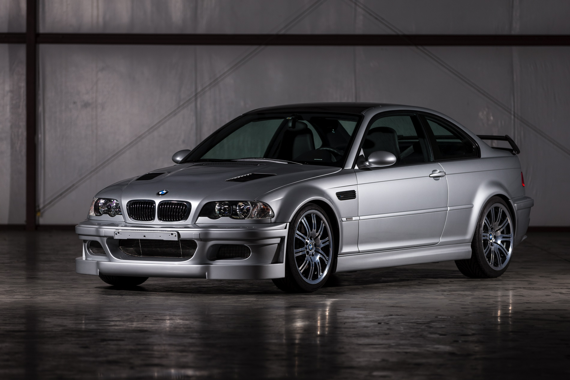BMW E46 M3 GTR - One of the most limited production models ever produced by BMW