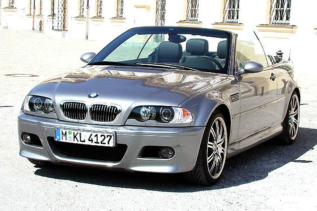 BMW M3 Cabriolet (bis 11/06)