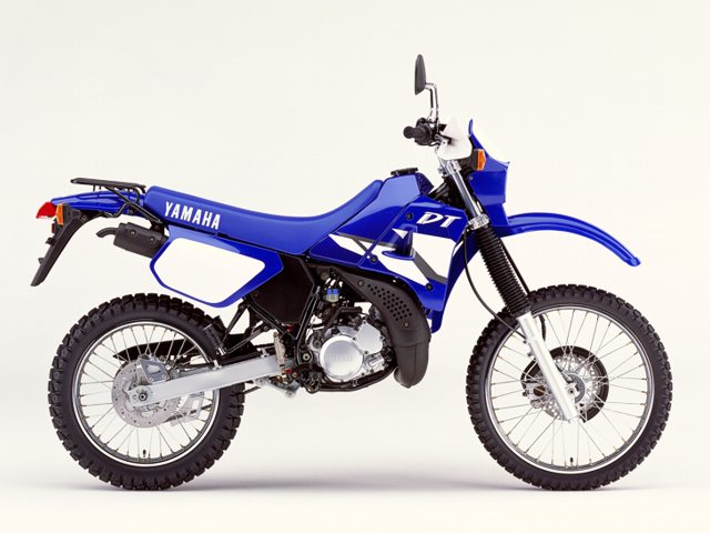 Yamaha Dt Supermoto