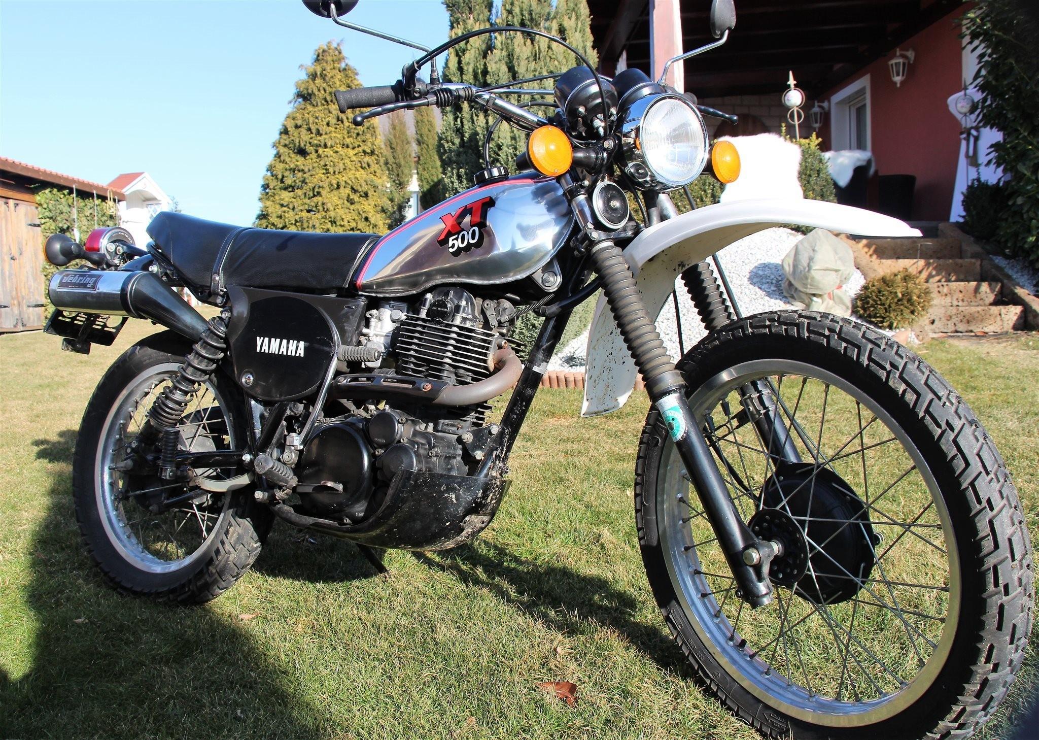 Gebrauchtmotorrad